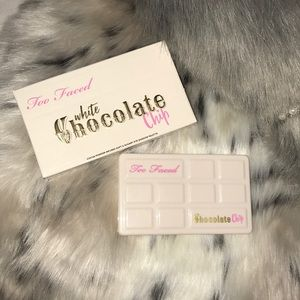 NEW Too Faced White Chocolate Chip palette